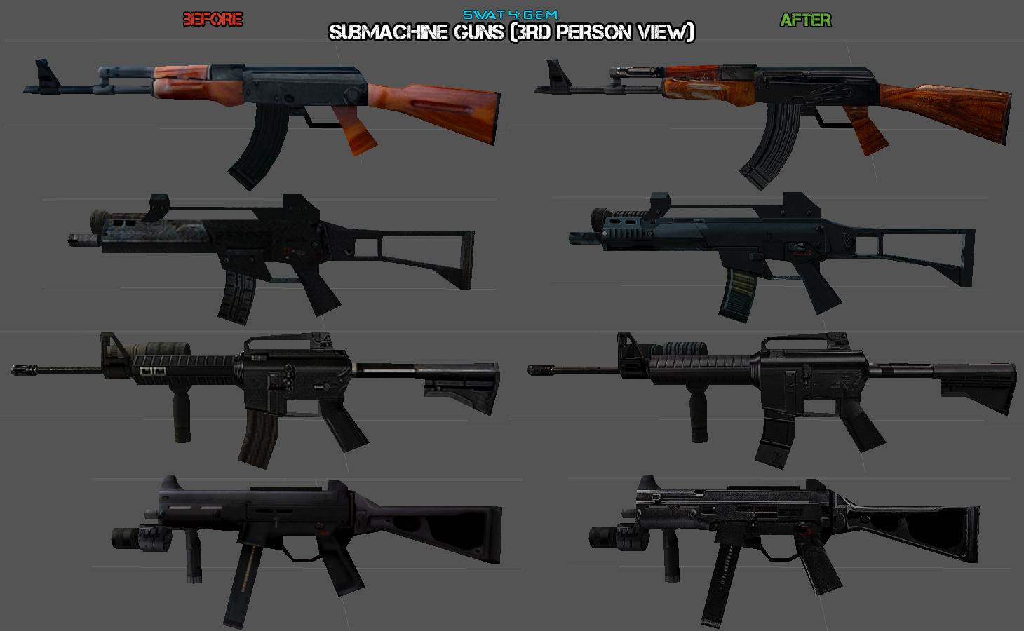Swat 4 Graphical Enrichment Mod News Node Forum
