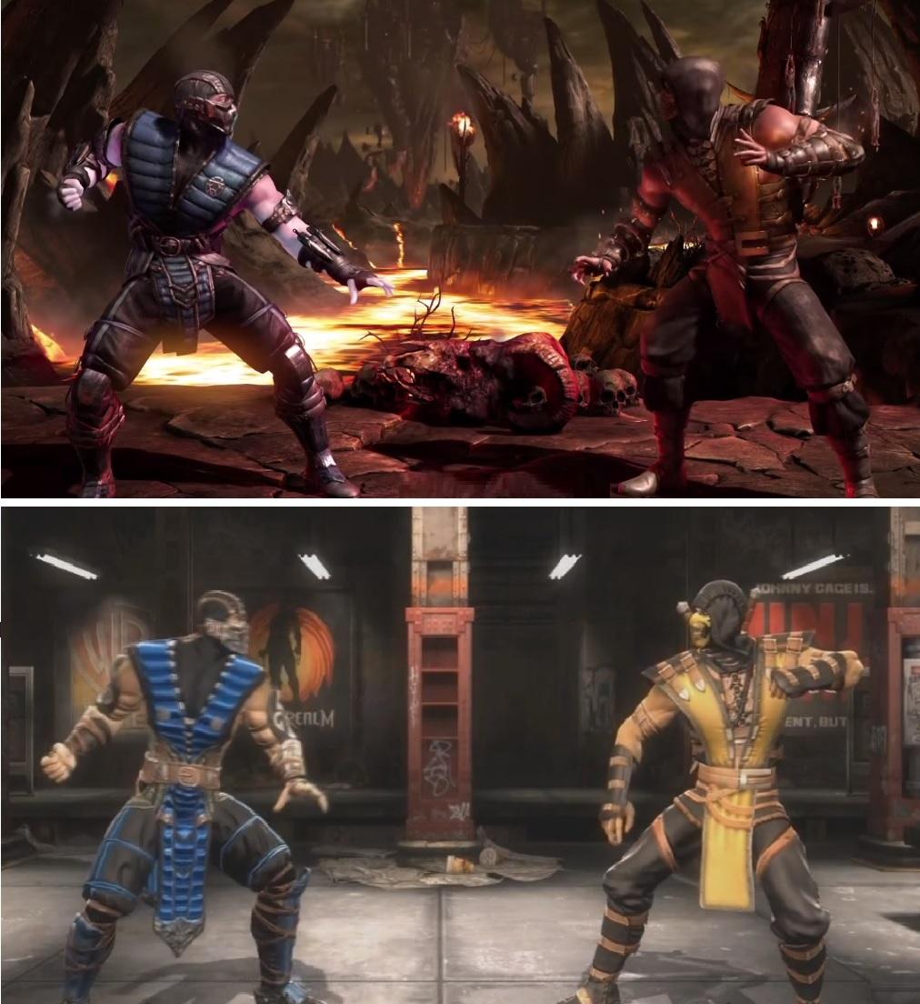 Mortal kombat mods sexy scene