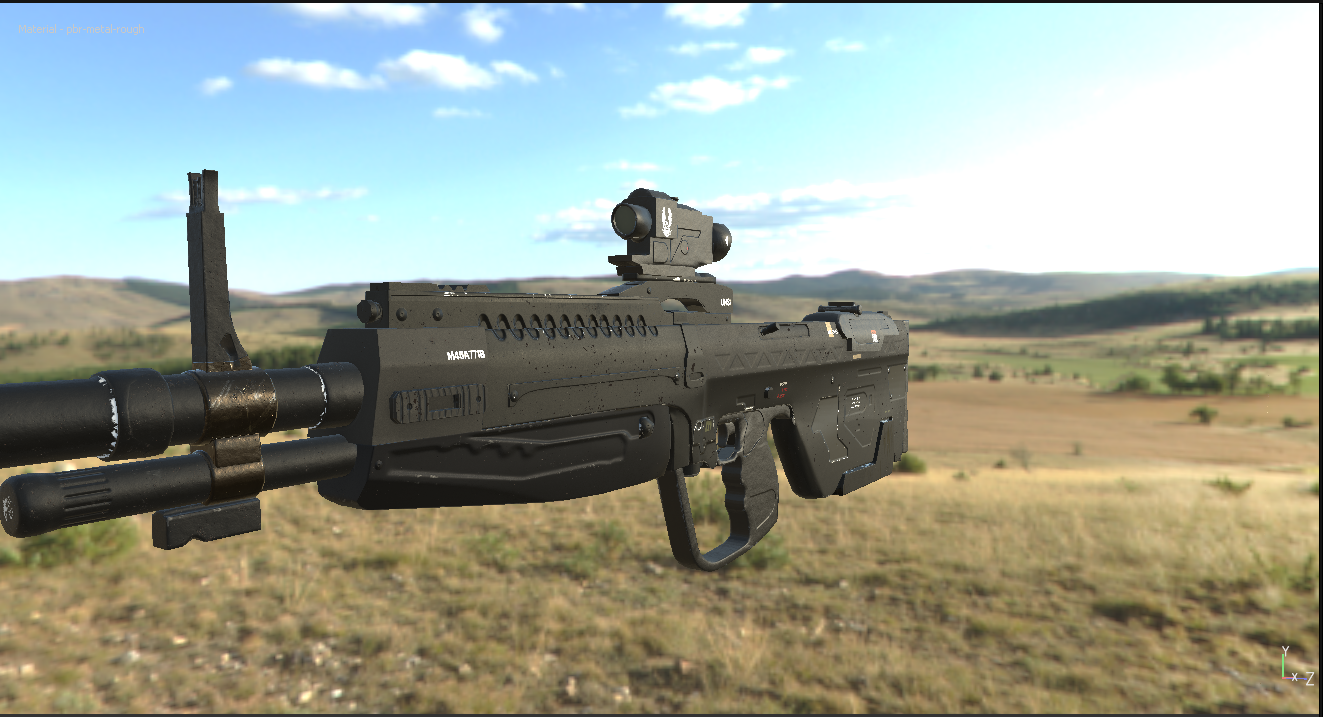 DMR Update image - Operation: TREBUCHET mod for ARMA 3 - Mod DB