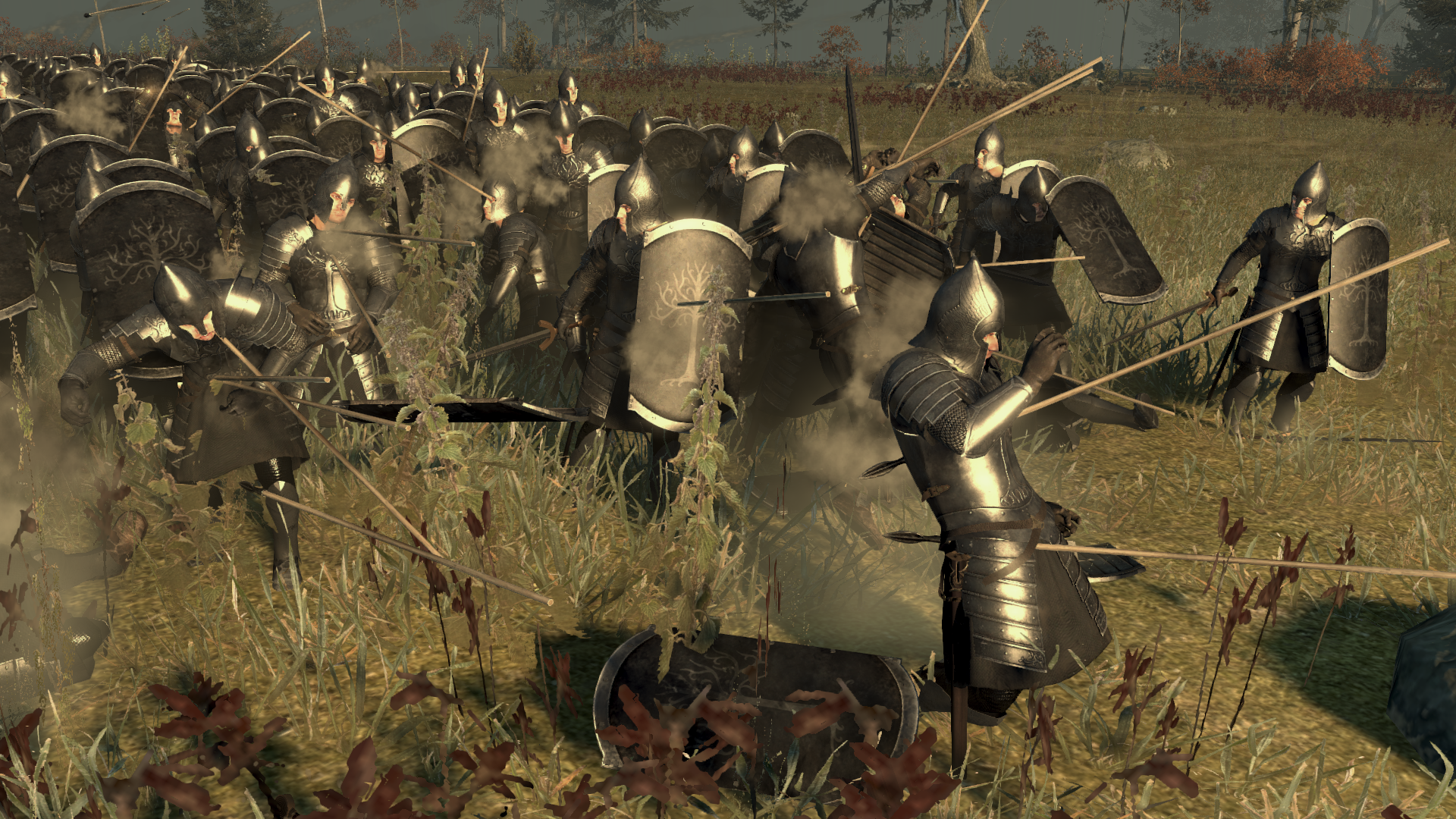 Lord Of The Rings Total War Attila