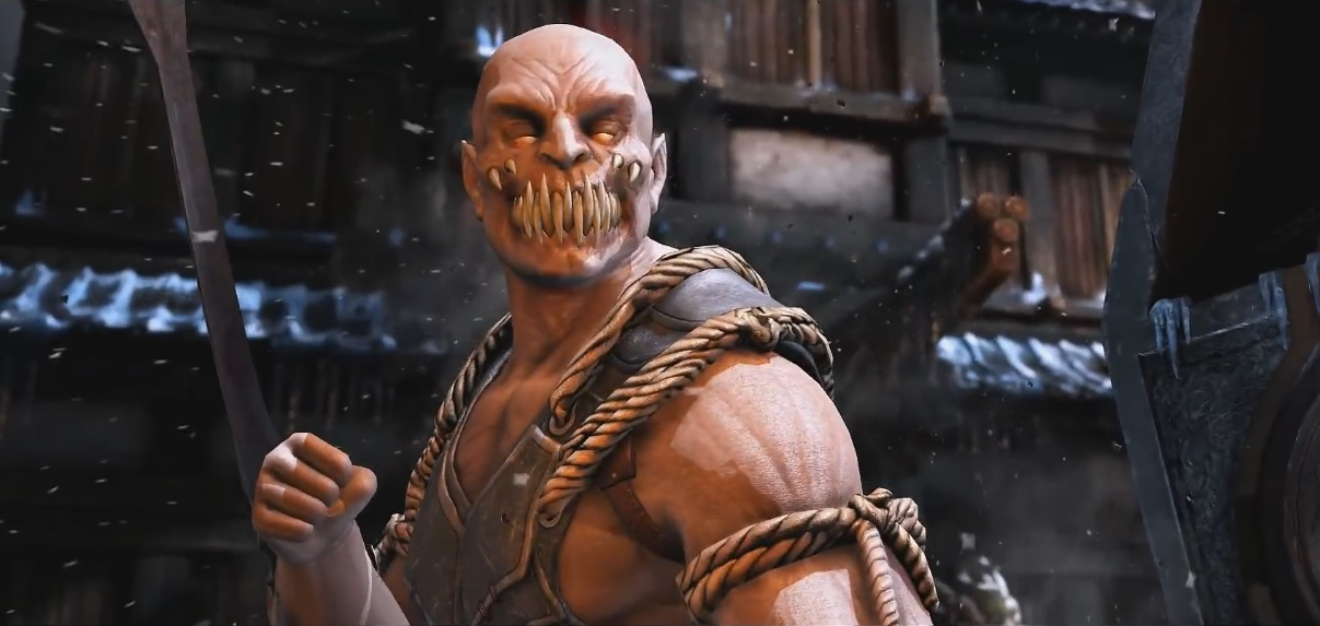 Baraka Has Literally Carried My Ass Throughout The Game, He Deserves This