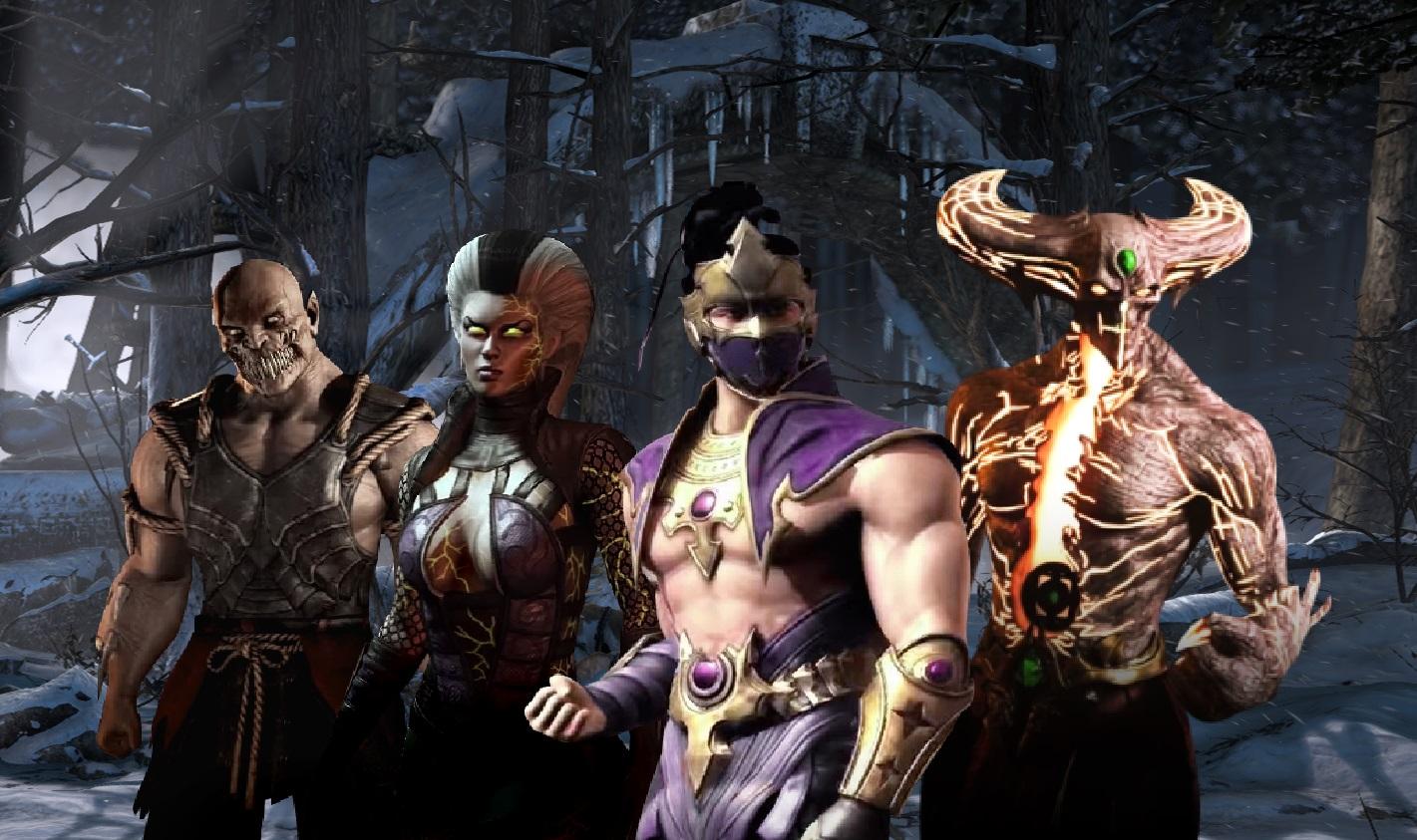 Mortal kombat mods xxx streaming