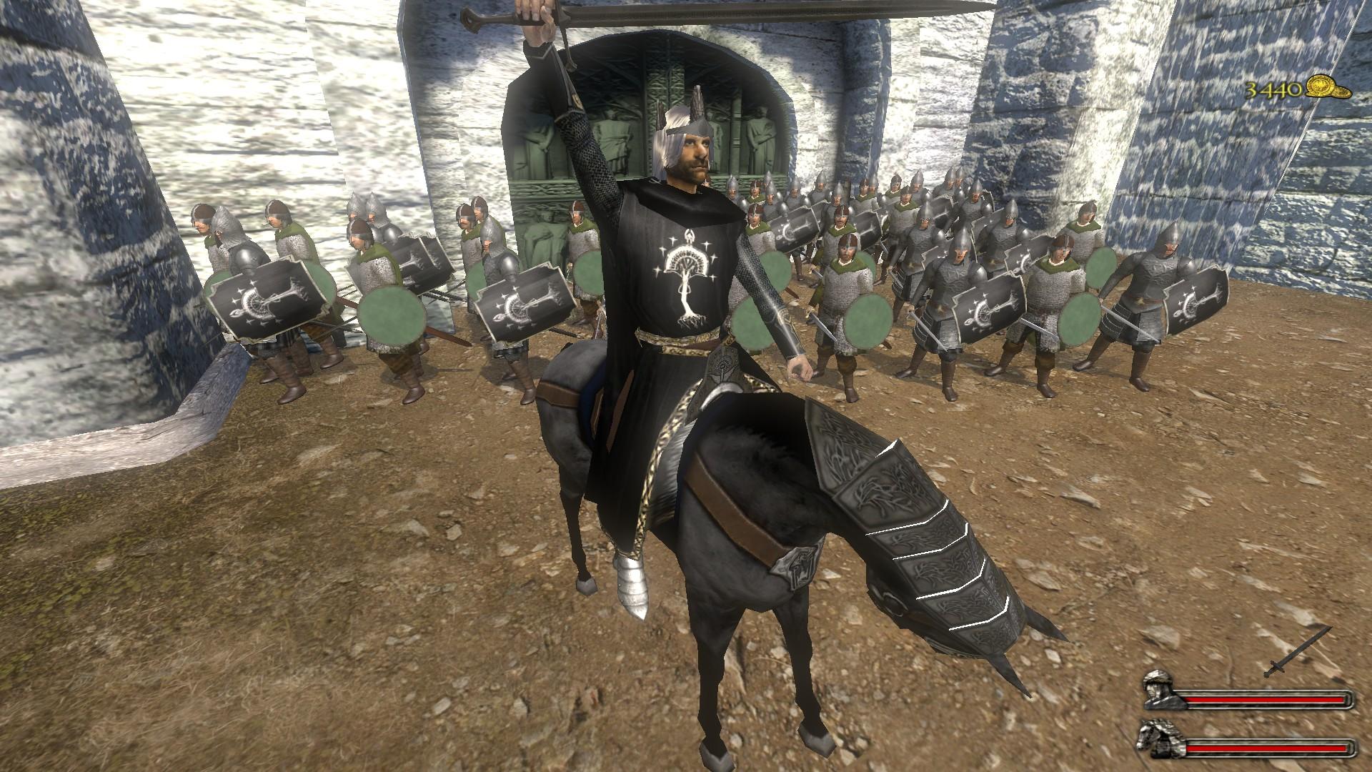 Lotr Gondor Wallpaper