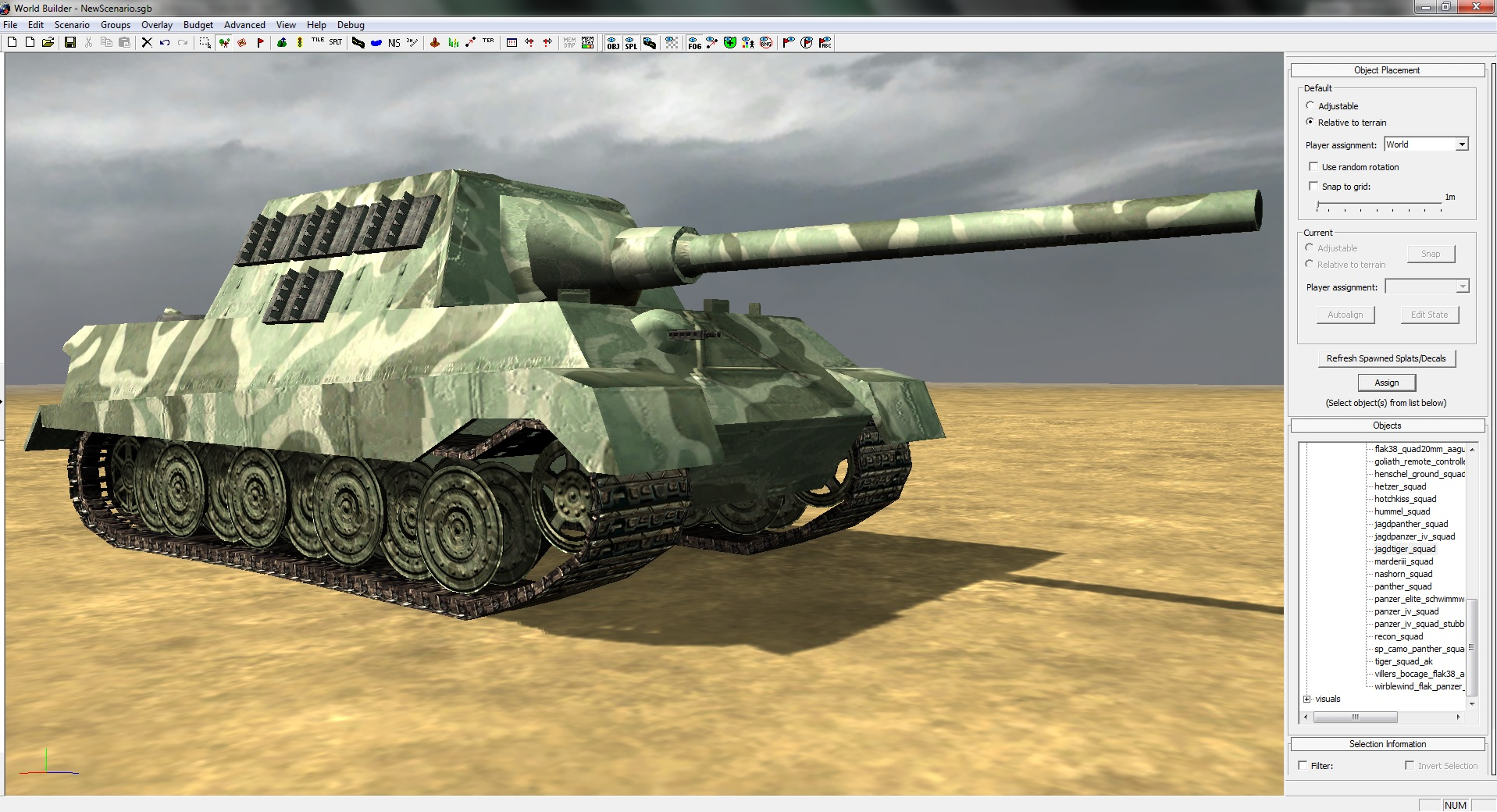 Jagdtiger Grass Skin Image Coh Far Eastern Blitzkrieg Front Mod Fusion For Company Of Heroes Mod Db