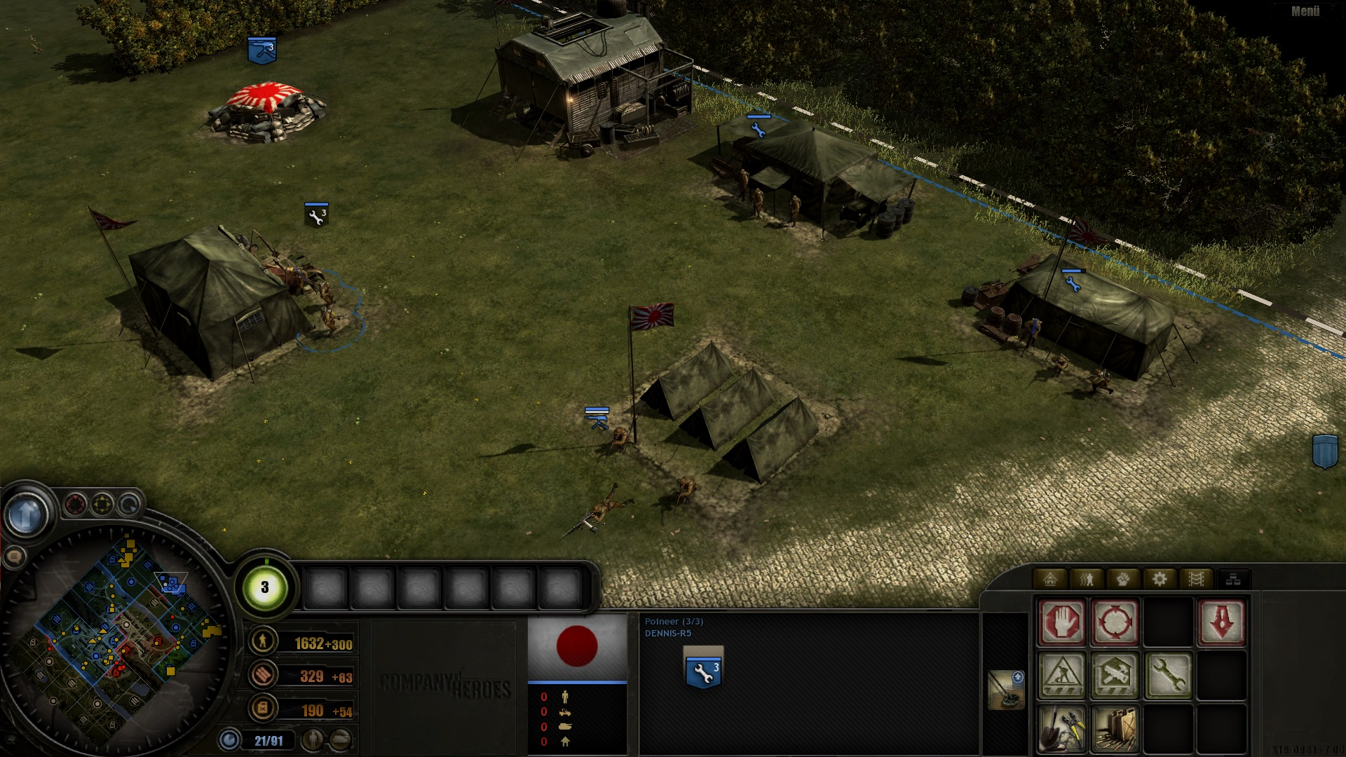 Japan Faction Image Coh Far Eastern Blitzkrieg Front Mod Fusion For Company Of Heroes Mod Db