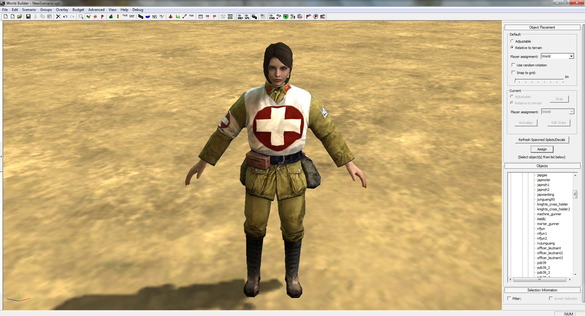 Japan Female Medic Image Coh Far Eastern Blitzkrieg Front Mod Fusion For Company Of Heroes Mod Db