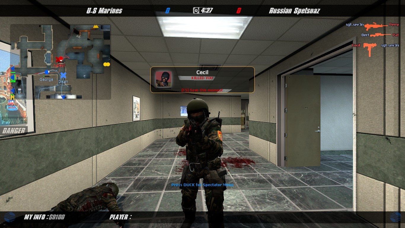 CSS: Russia VS USA Pack mod for Counter-Strike: Source - Mod DB