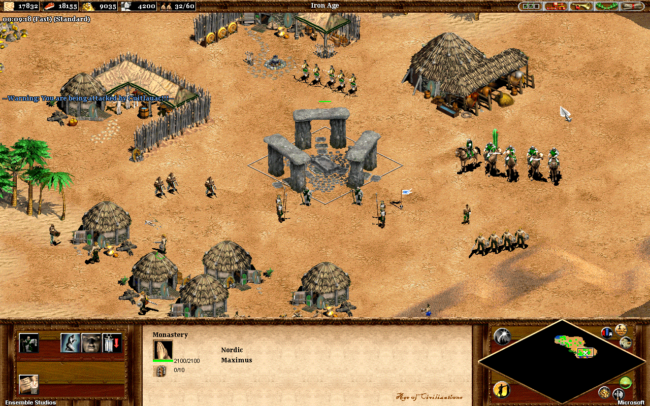 Age Of Empires 2 >> Celts image - Age of Civilizations mod for Age of Empires II: The Conquerors - Mod DB