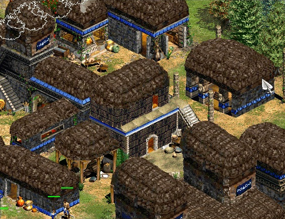 Age of empires 1 civilizations