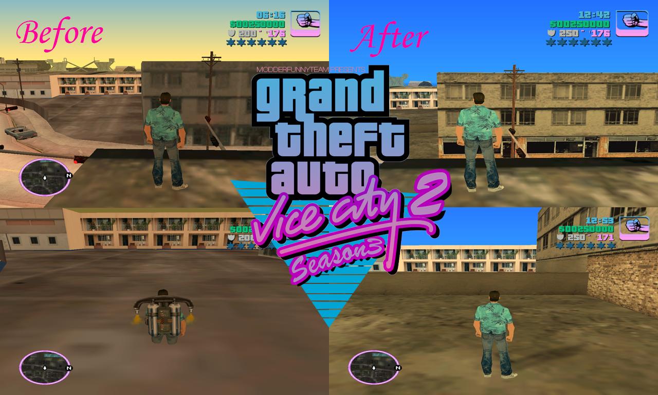 Gta vice city gta san andreas map mod | Mods for GTA San