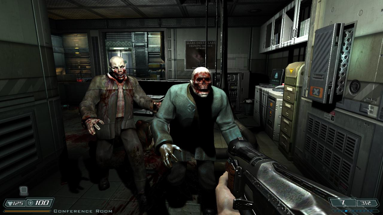 Doom 3 BFG Hi Def version 2 7 image - Mod DB