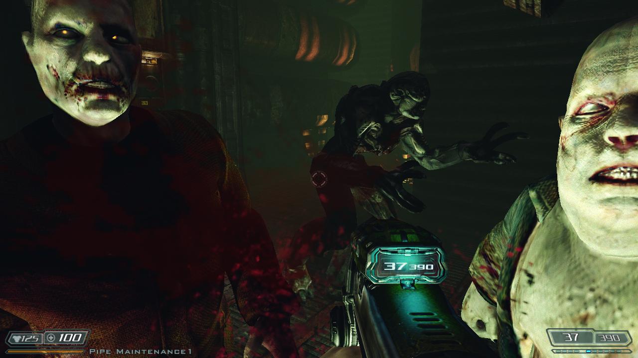 Doom 3 BFG Hi def 2 8a image - Mod DB