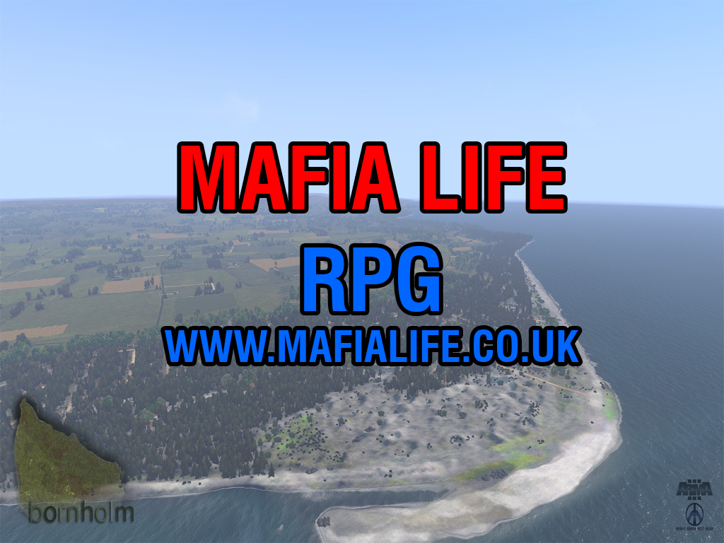 Mafia Life RPG mod for ARMA 3 - Mod DB