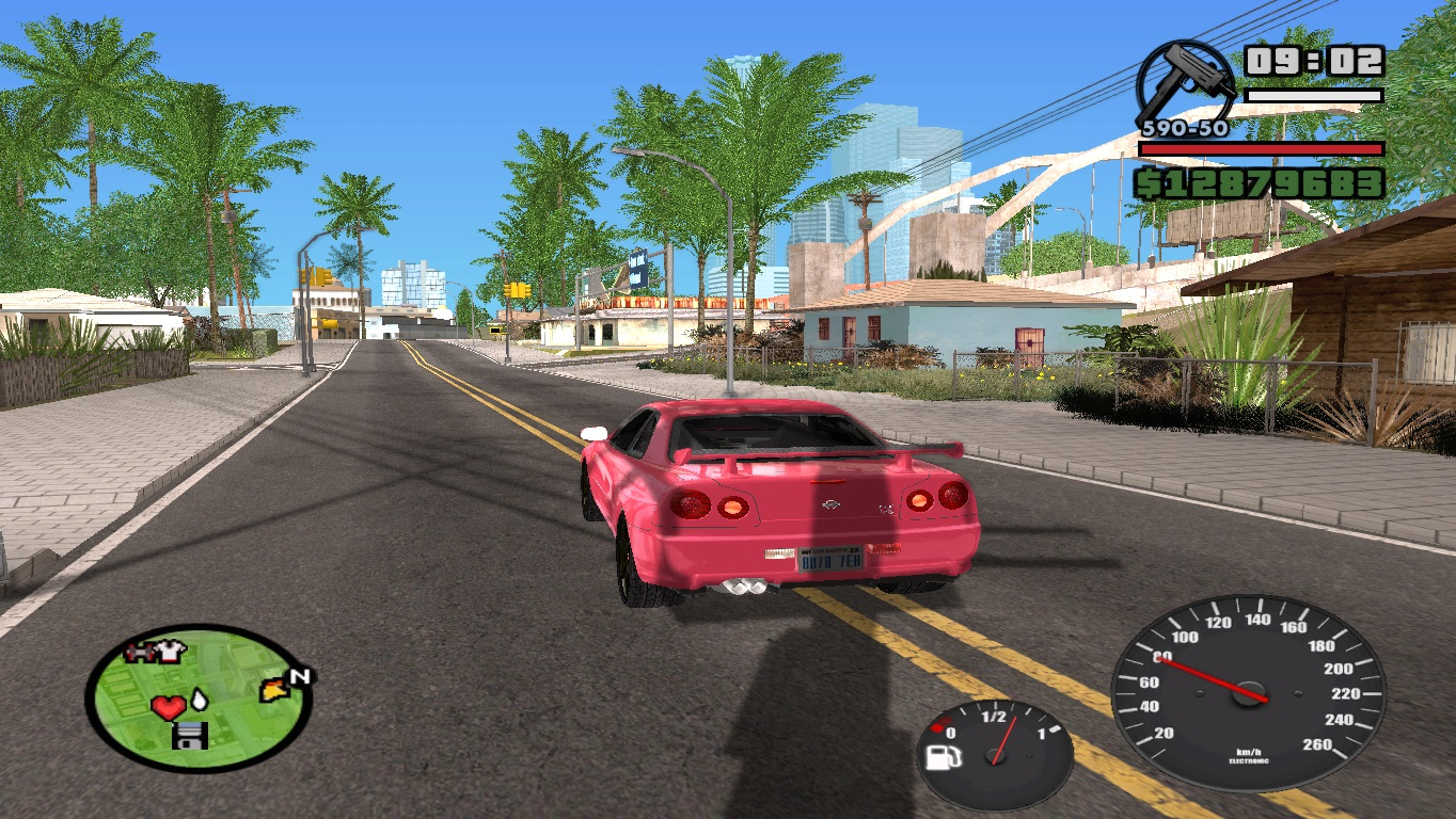 Gta San Andreas Mod Vip V3 Apk Data High Compress
