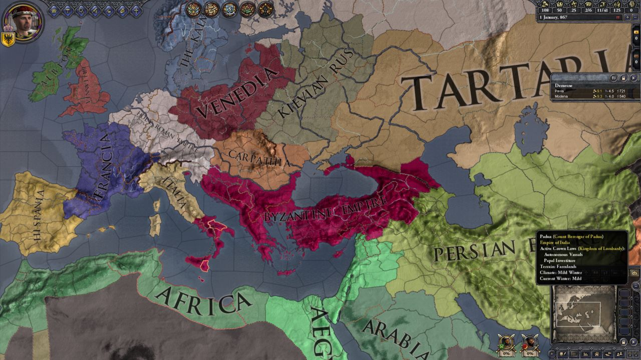 The Empires of God mod for Crusader Kings II - Mod DB