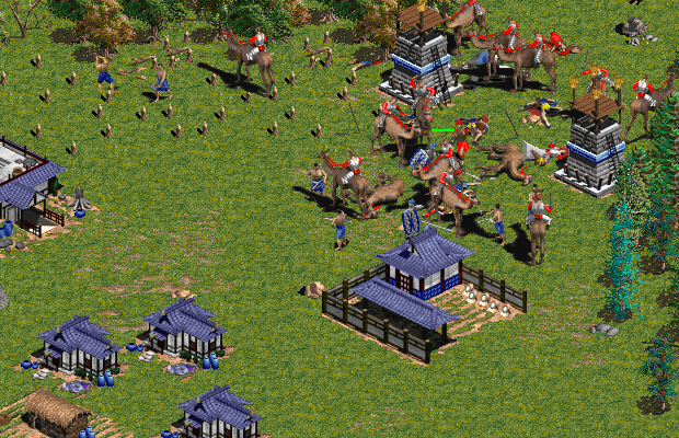 Lost Empires mod for Age of Empires: The Rise of Rome - Mod DB