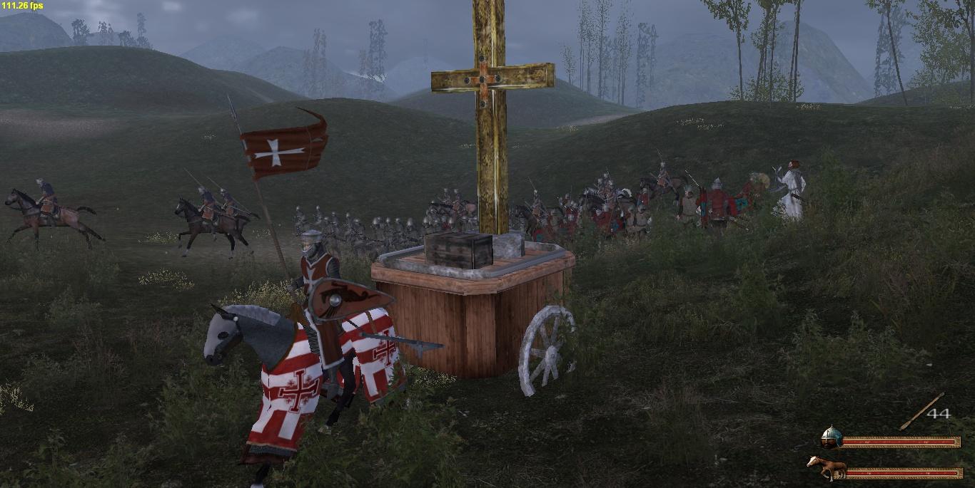 [SP][ES] Crusade Against Jihad Mb100