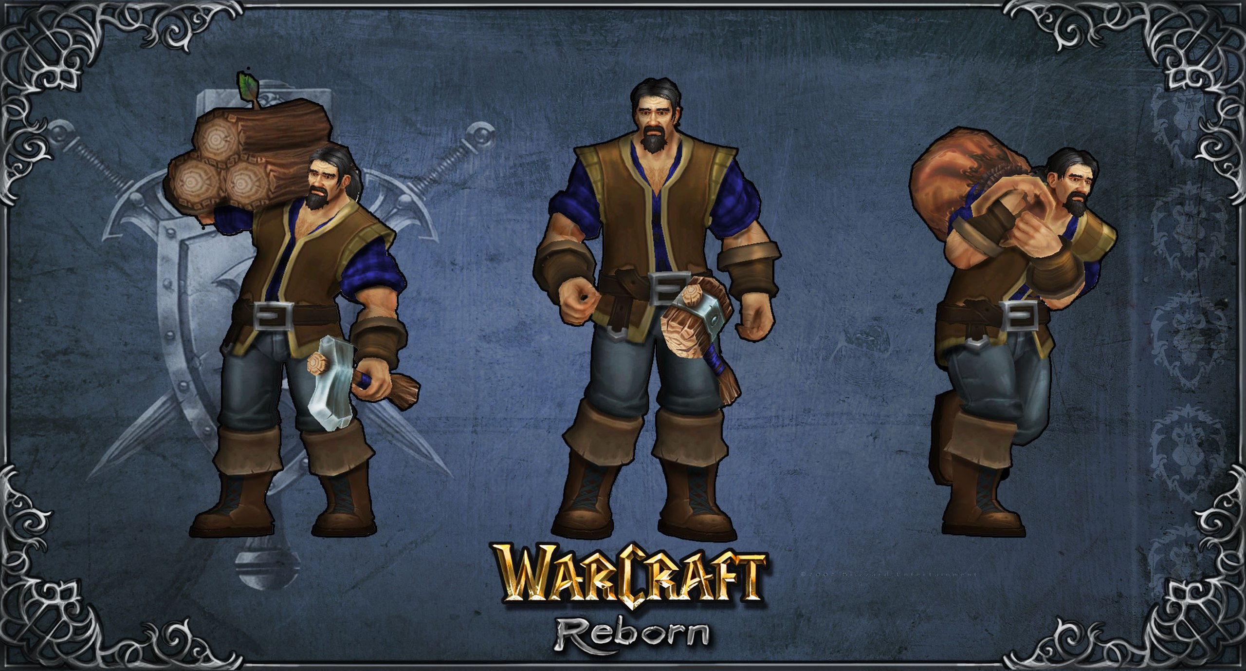 Peasant Image Warcraft 3 Reborn Mod For Warcraft Iii Frozen