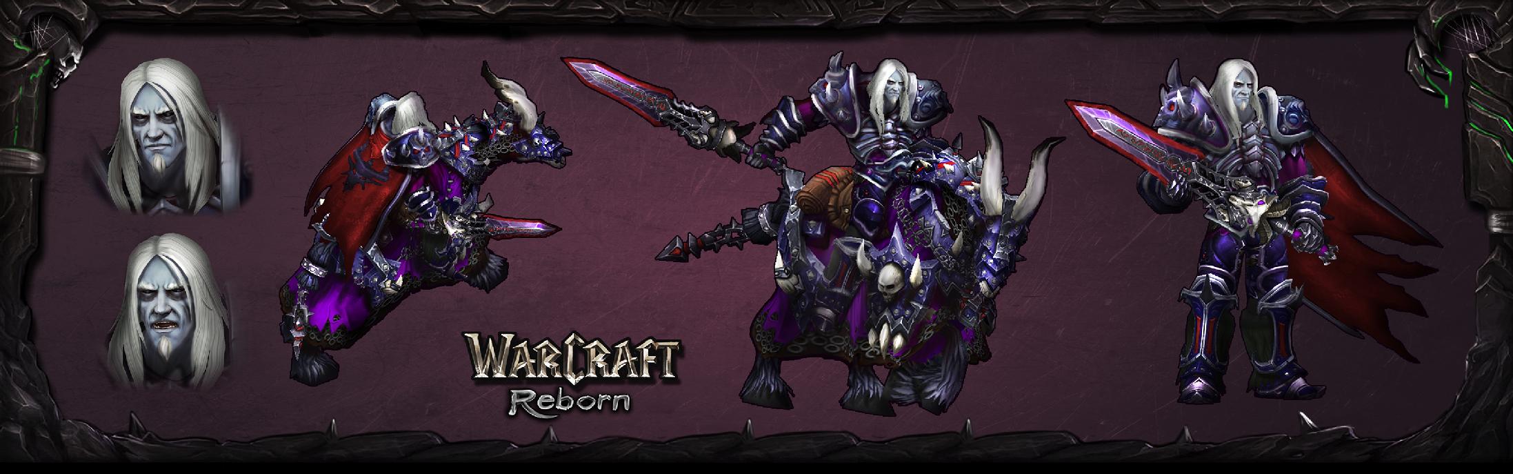 Рыцарь Смерти Warcraft 3