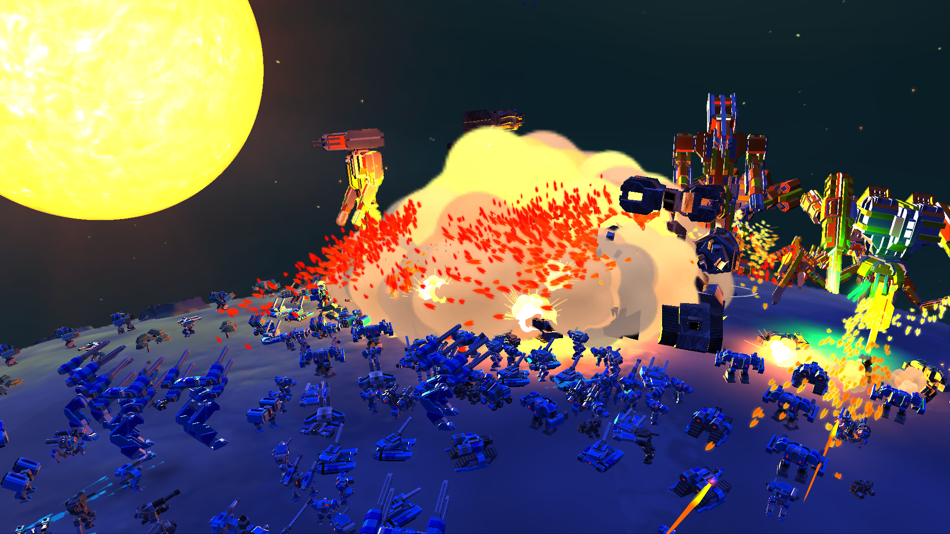Planetary Annihilation: TITANS Download For Mac