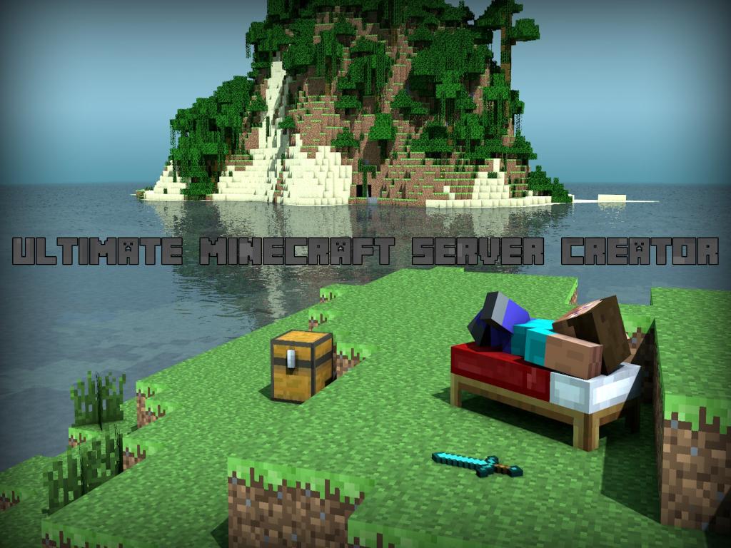 Ultimate minecraft server creator mod mod db - Minecraft wallpaper creator online ...
