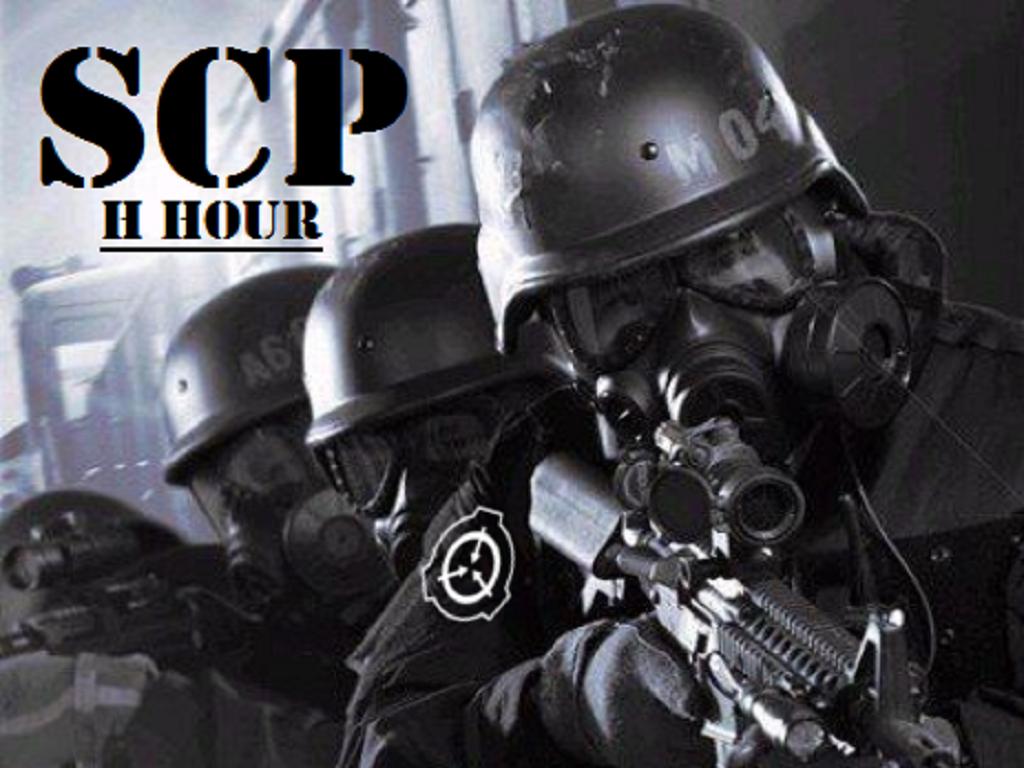 scp h hour mod