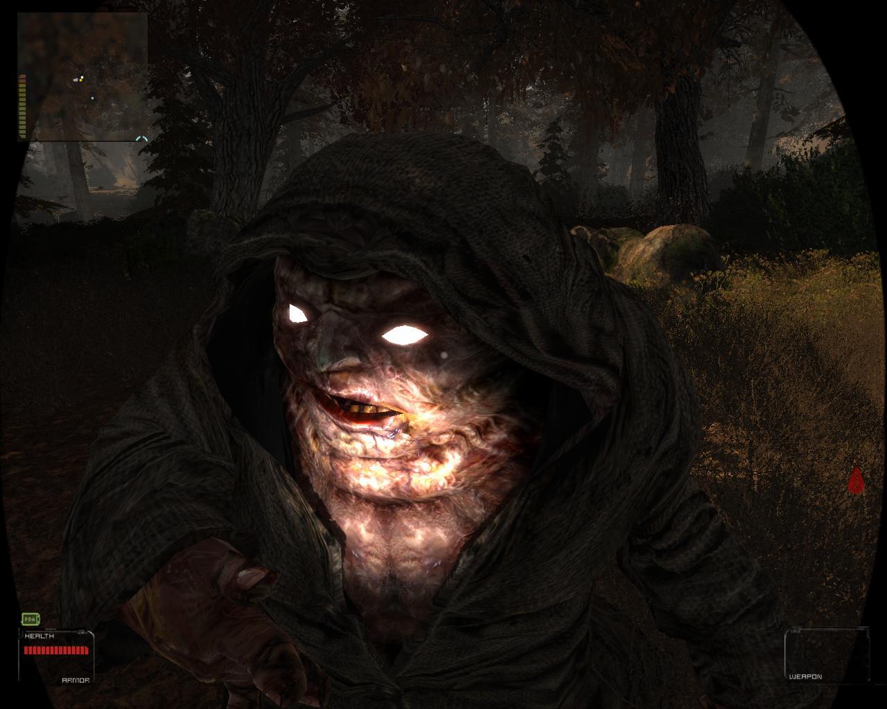 один самых картинки монстры из тень чернобыль все когда будешь