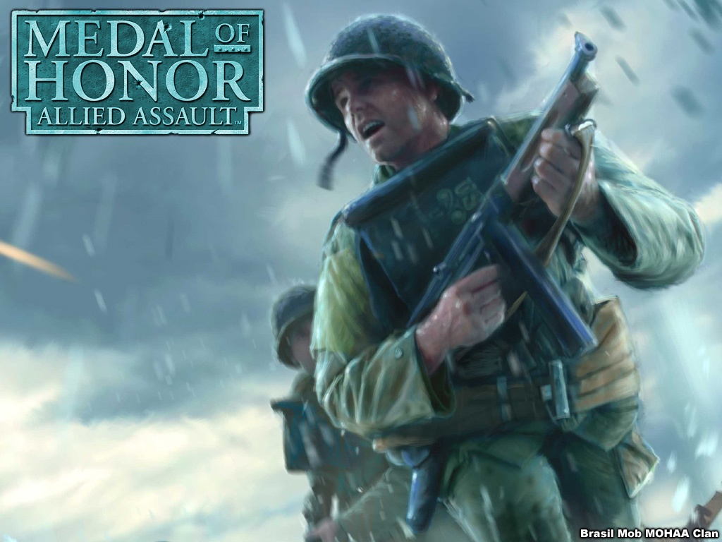 Medal Of Honor Allied Assault Snow Wallpaper Wallpapers Heroes