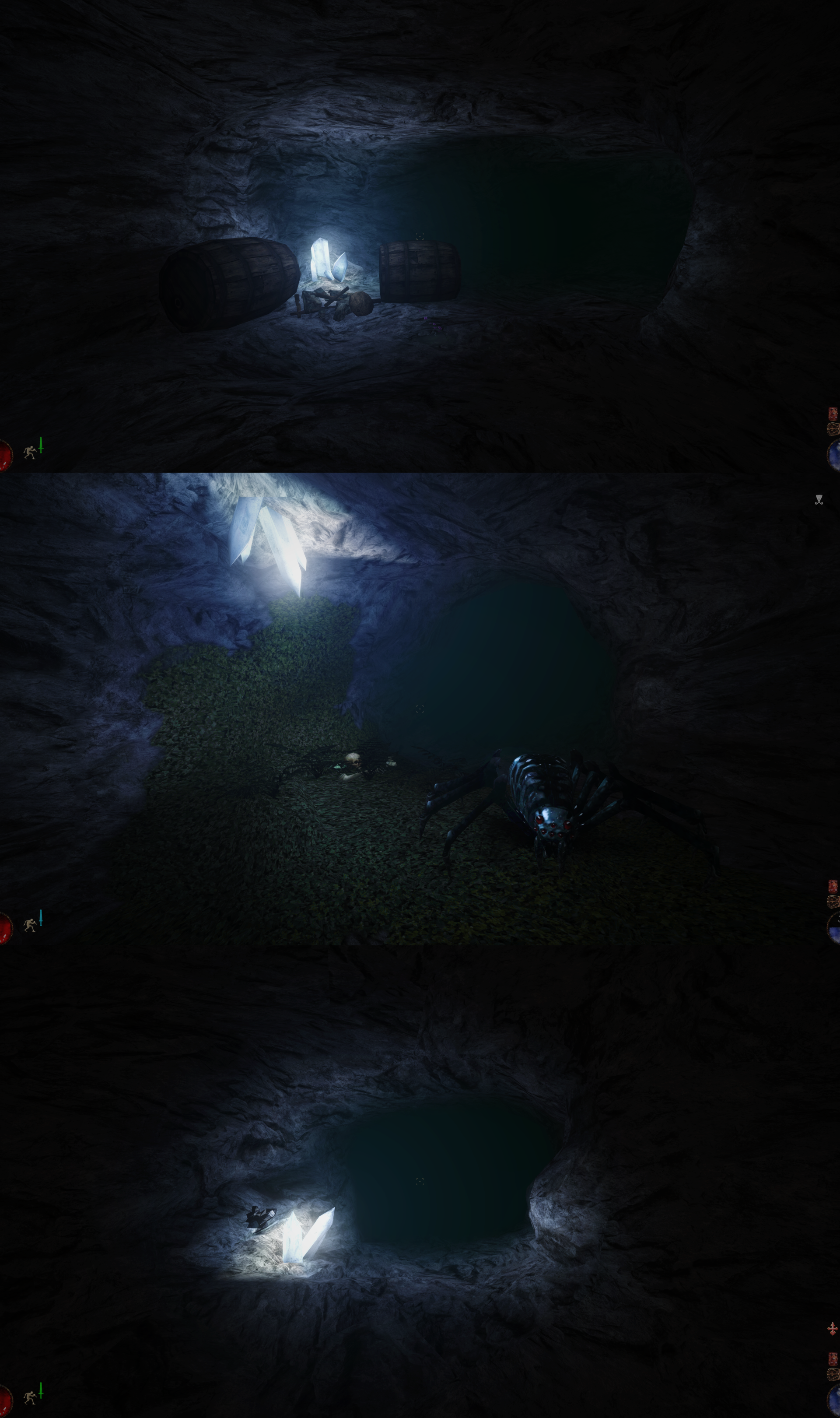 Crystal caves 27 07 20   RPG Jeuxvidéo