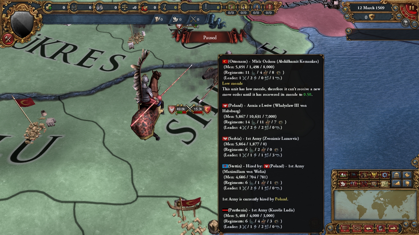 eu4 164 image - West Slavic Kinship: Heart of Europe mod for