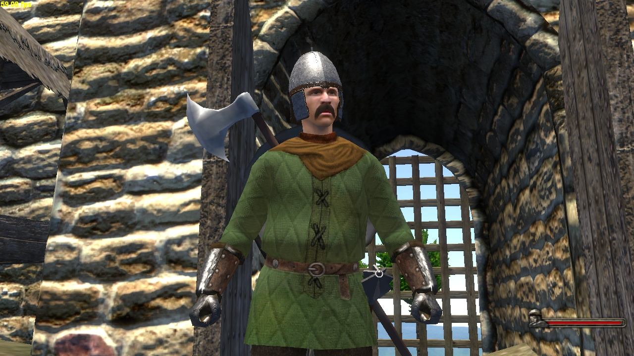 mount and blade warband how to become a mercenary