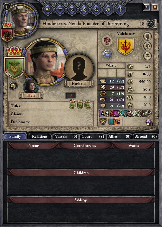 Crusader Kings 2 Mods Forum - headsstaff