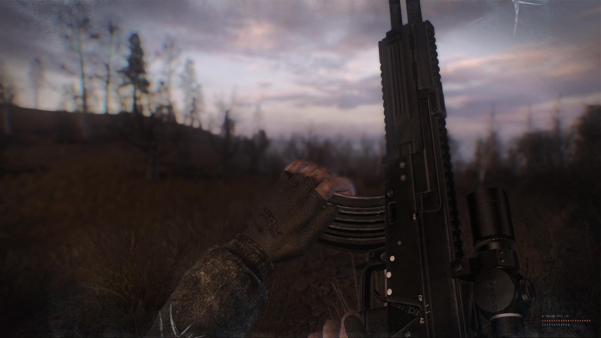 AK12 image - New age mod for S.T.A.L.K.E.R. Shadow of