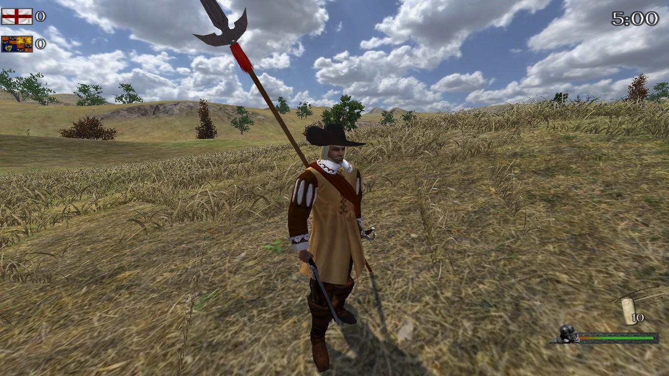 Mount Blade Warband Napoleonic Wars Обзор