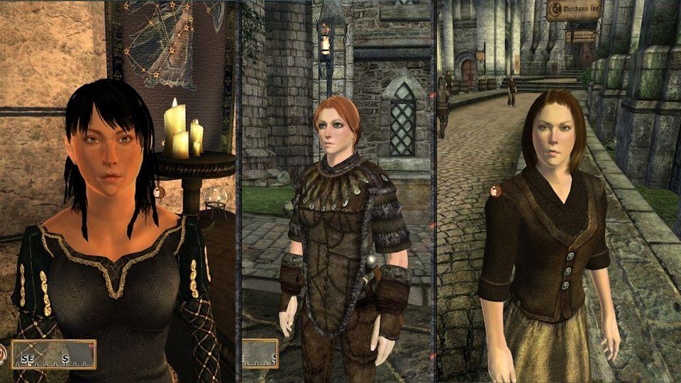 Image 4 - Oblivion Retextured mod for Elder Scrolls IV