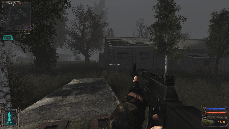AK12 image - The Armed Zone mod for S.T.A.L.K.E.R.: Call