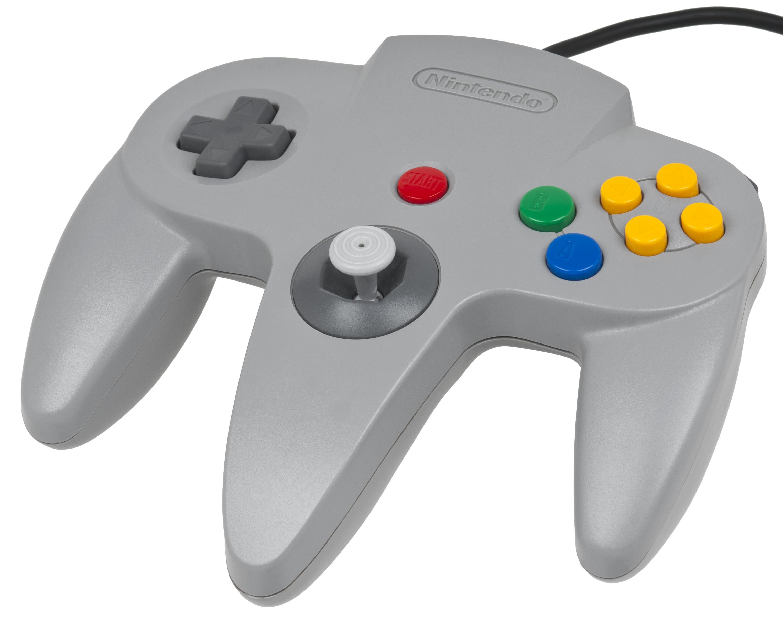 Nintendo 64 Gamepad mod for GoldenEye 007 - Mod DB