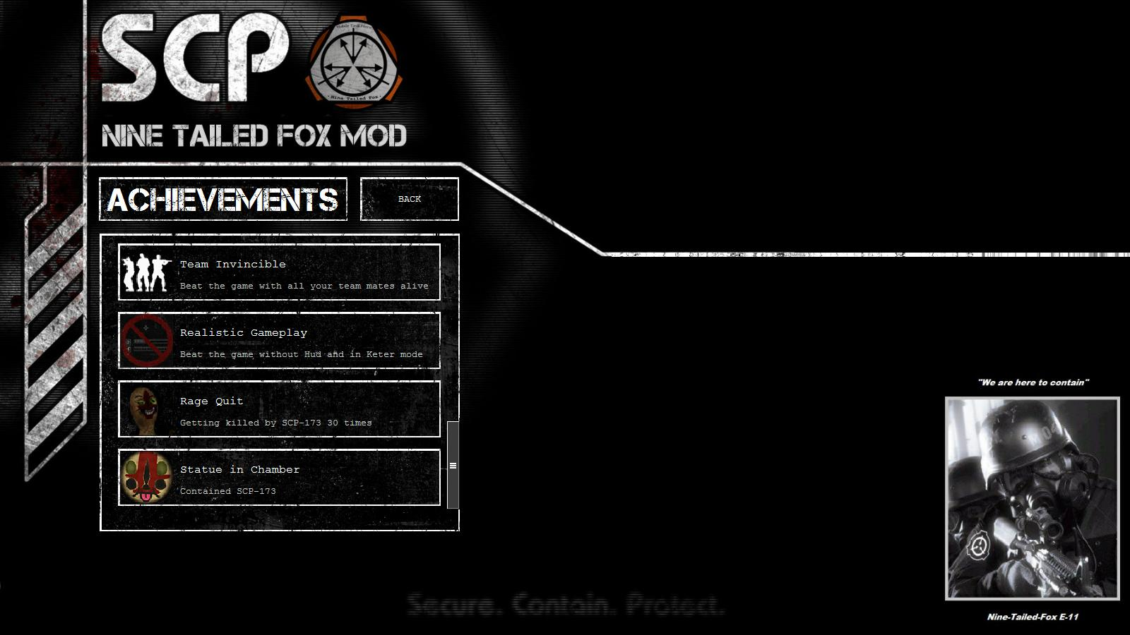 Scp containment breach coop mod   is there any multiplayer SCPCB