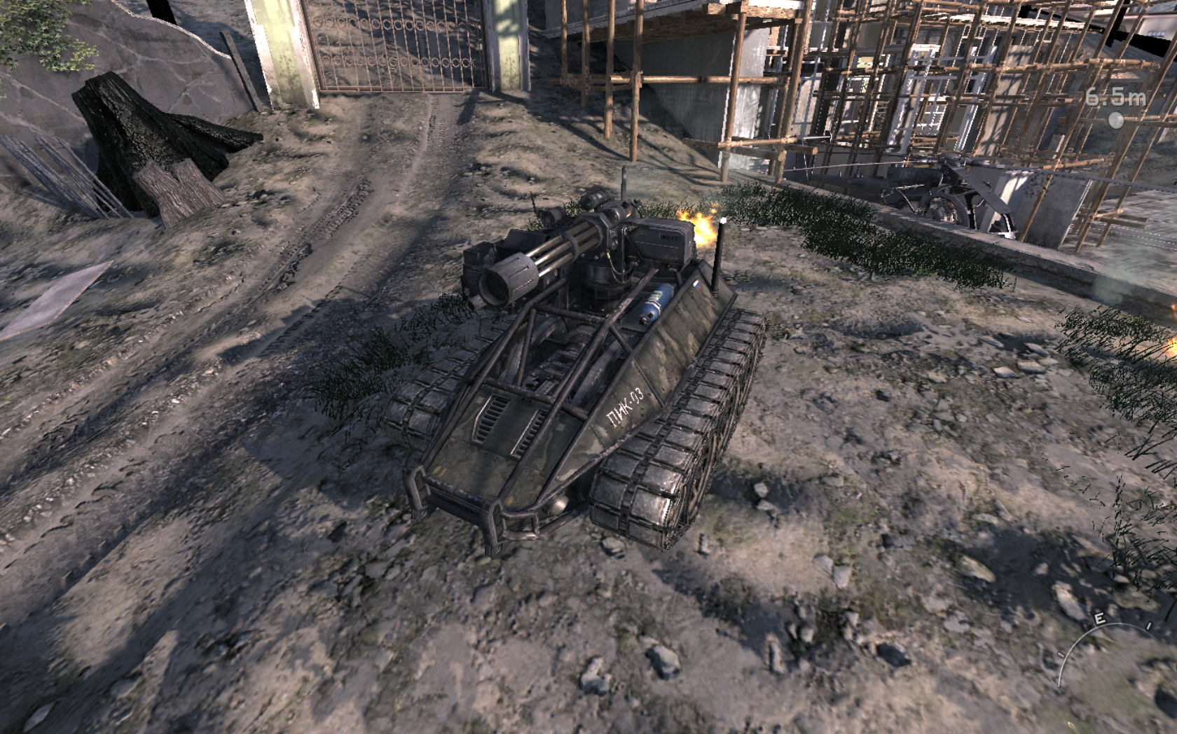 UGV RECCON MW3 image - Zhaytsev mod for Battlefield 2 - Mod DB