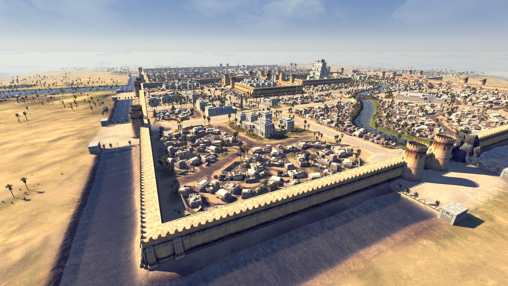 Ancient Babylon image - Doomon 15's Attila TW Battlemaps ...