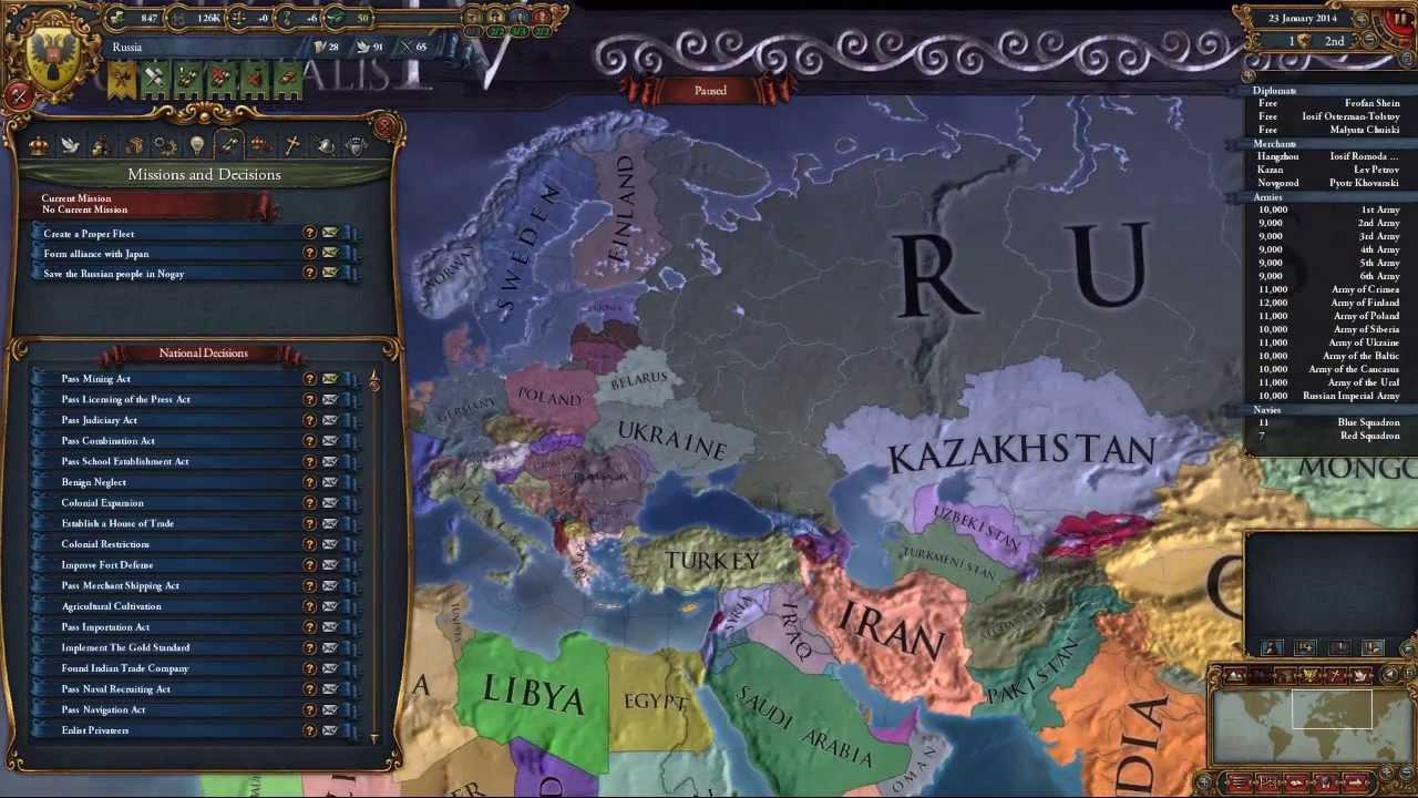того, как моды на европа 4 (Ангарский