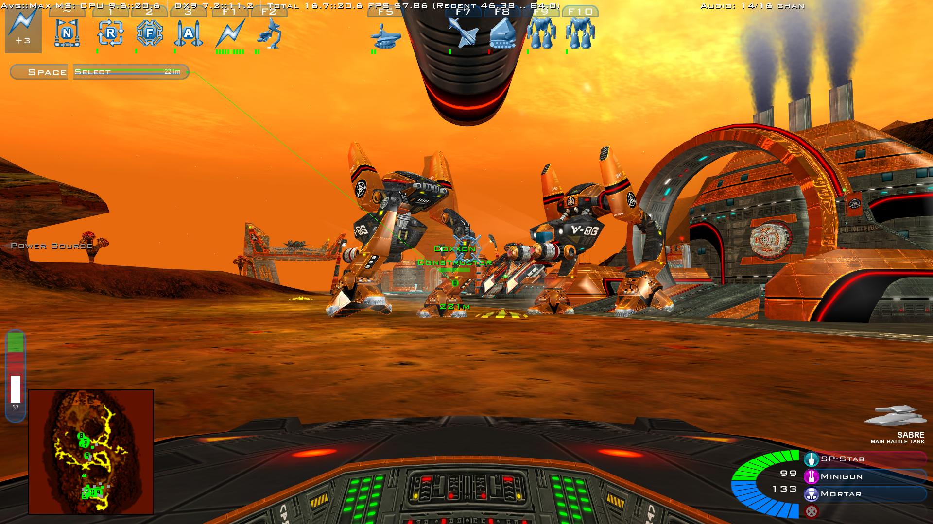 Isdfrendbase 6 image battlezone ii remodeled for for Battlezone 2