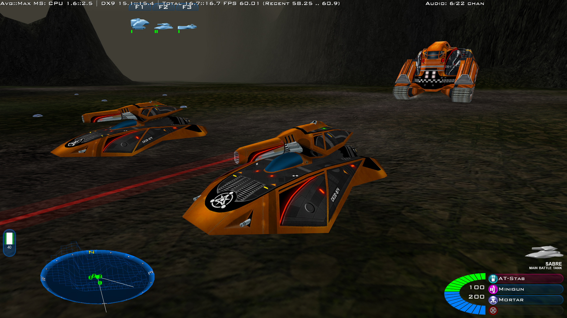 Image 13 battlezone ii remodeled for battlezone ii for Battlezone 2
