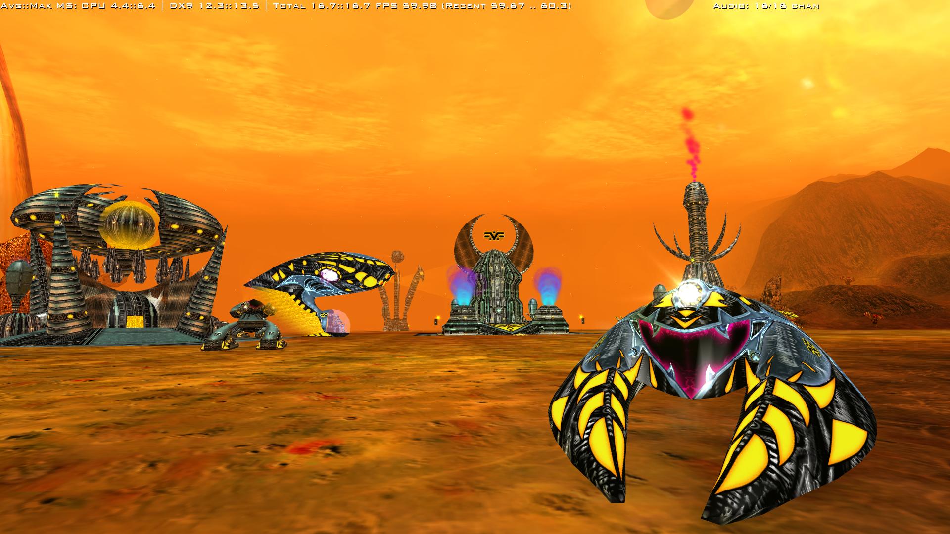 Scirendbase 7 image battlezone ii remodeled for for Battlezone 2