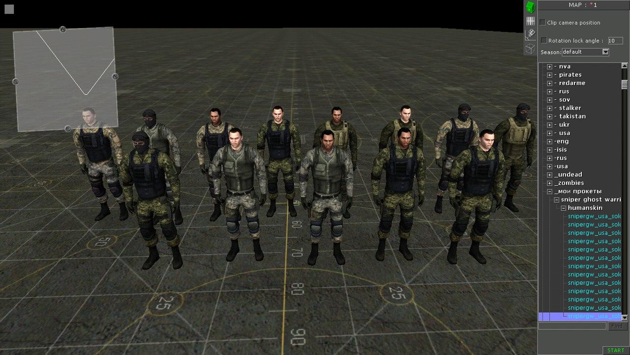Скачать моды на sniper ghost warrior 2