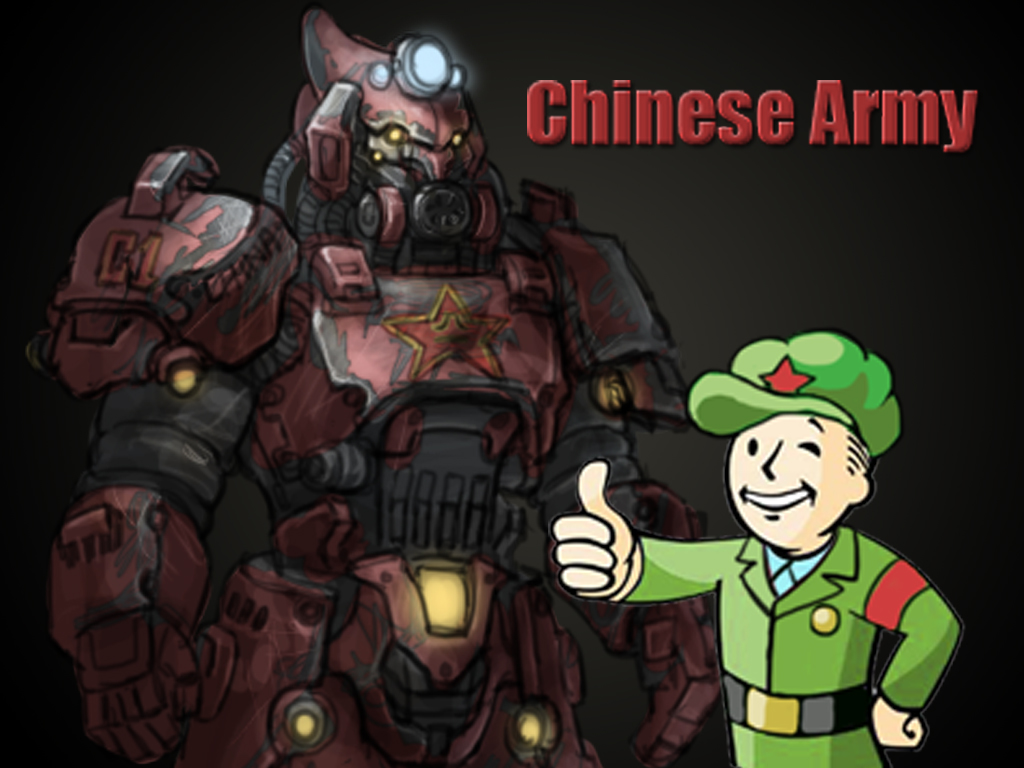 how to get chinese armor in fallout 4