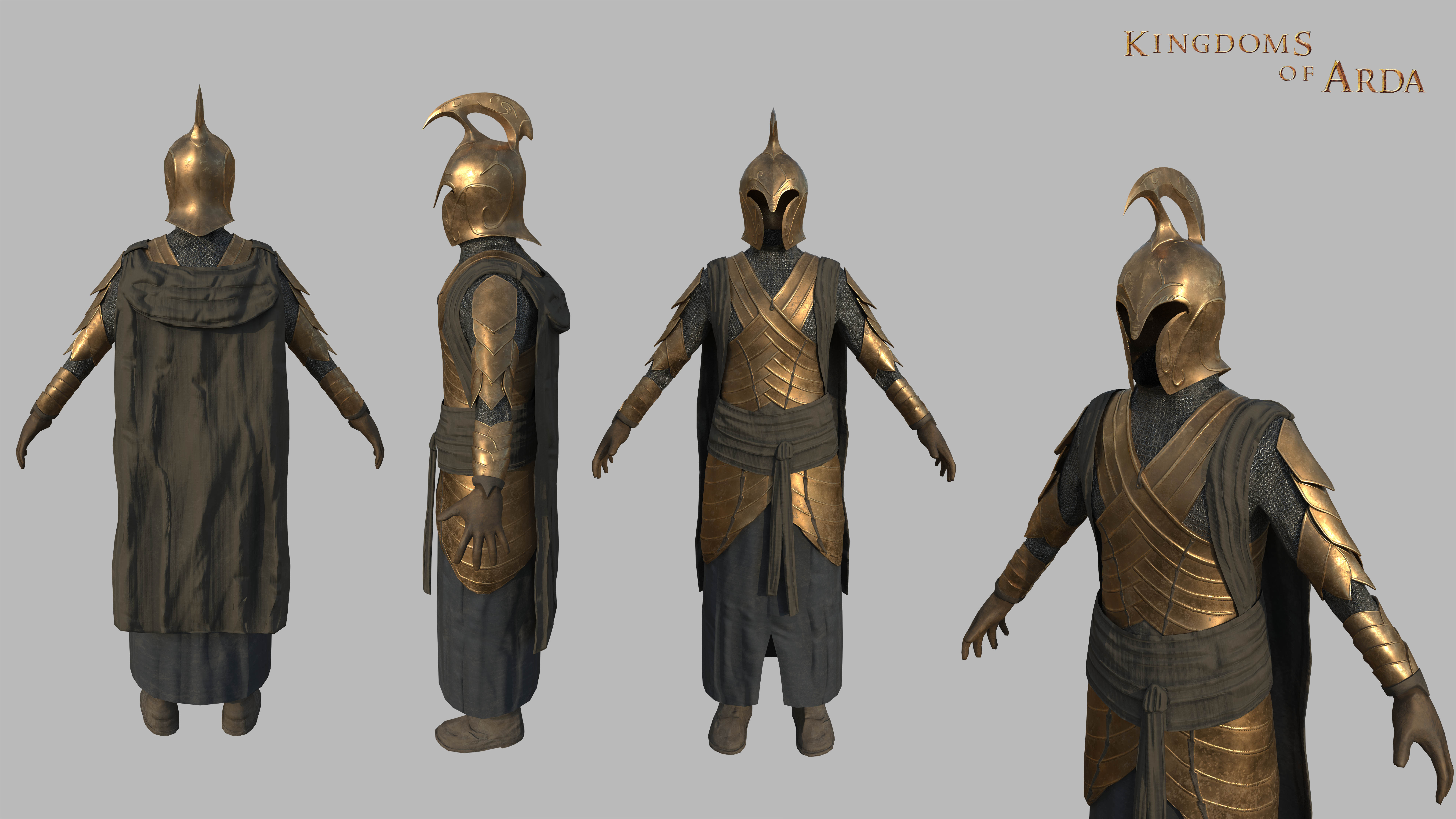 High Elven Armour image - Kingdoms of Arda mod for Mount ...