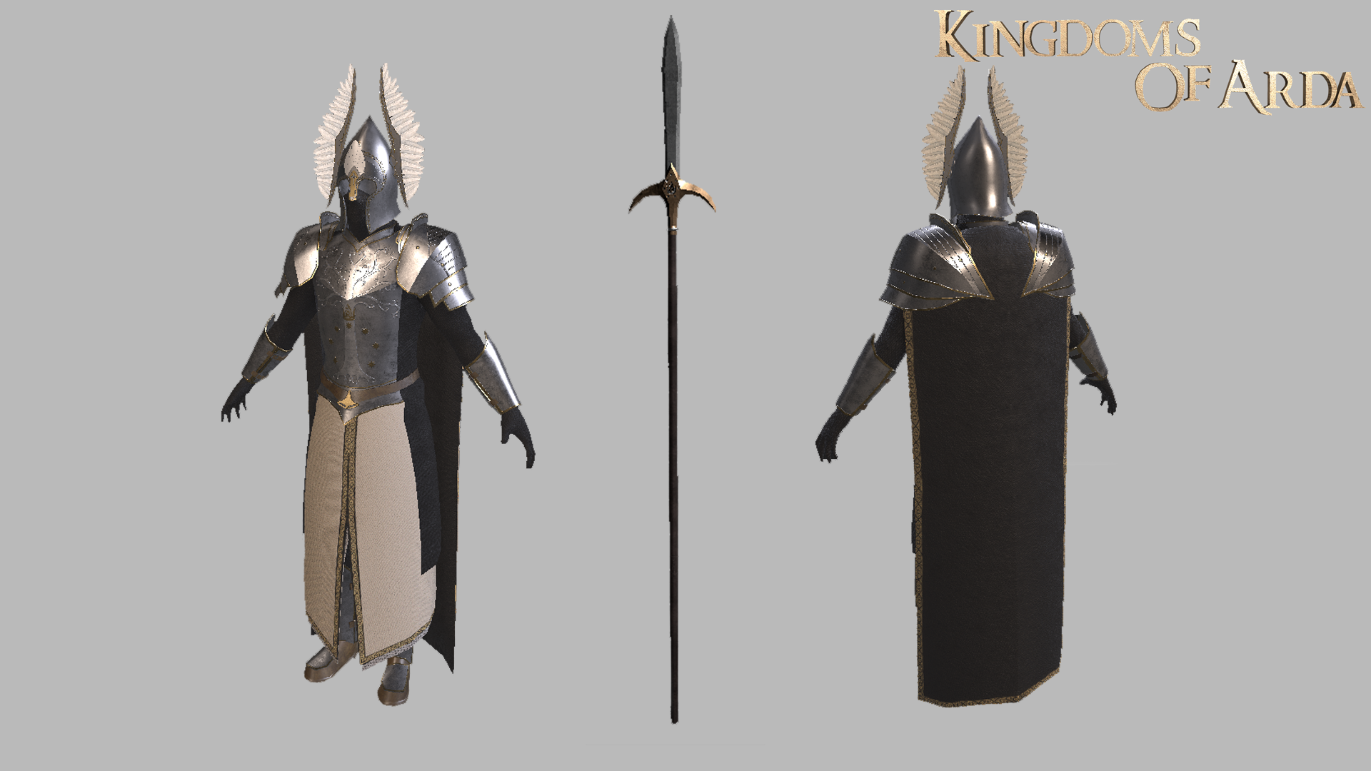 Fountain Guard 3 0 Image Kingdoms Of Arda Mod For Mount Blade Ii Bannerlord Mod Db