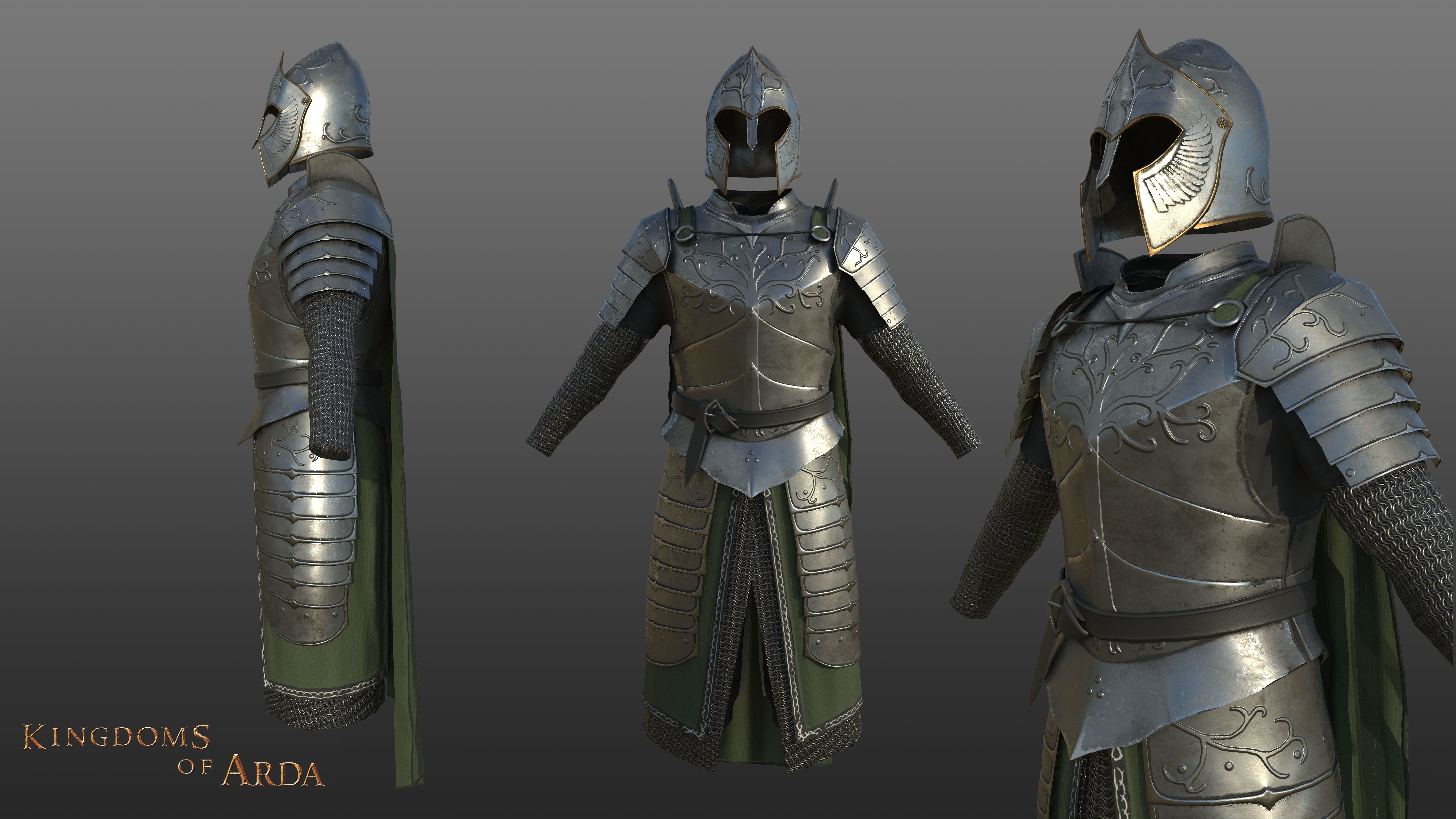 Mount And Blade Warband Lord Of The Rings Armours