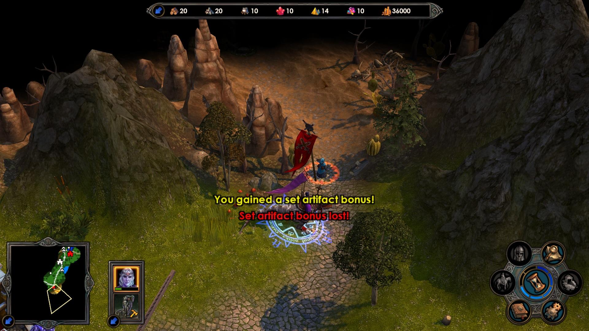 Скачать Heroes of Might and Magic 358f WoG +